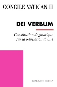 Concile Vatican Ii - Dei Verbum - Constitution dogmatique sur la Révélation divine.