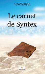 Concombre - Le carnet de Syntex.
