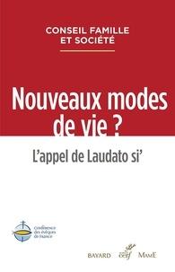 Conférence des Évêques de Fran - Nouveaux modes de vie ? - L'appel de Laudato si'.