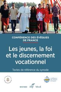 Conférence des Évêques de Fran - Synode 2018 - Les jeunes, la foi et le discernement vocationnel.