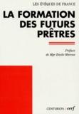Conférence Evêques de France - La formation des futurs prêtres.