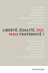 Openwetlab.it Liberté, égalité, oui, mais fraternité ? Image