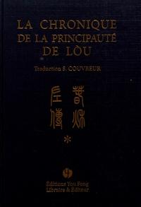 La chronique de la principauté de Lou -  Confucius pdf epub