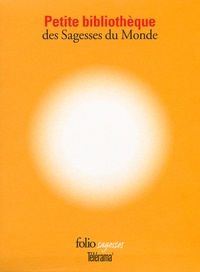 Confucius et  Tchouang-tseu - Petite bibliothèque des sagesses du monde - Coffret en 12 tomes.