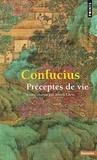 Confucius - Préceptes de vie.