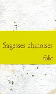 Confucius et  Lao-tseu - Sagesses chinoises - Coffret 3 volumes : Les Entretiens de Confucius ; Tao-tö king de Lao-tseu ; Sur le destin et autres textes de Lie-tseu.
