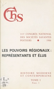 Congres Des Societes Savantes et  Collectif - .