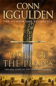 Conn Iggulden - Wolf of the Plains.