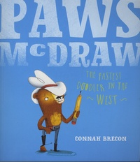 Connah Brecon - Paws McDraw - The Fastest Doodler in the West.