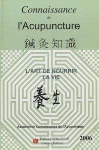 Deedr.fr Connaissance de l'Acupuncture - L'art de nourrir la vie Image