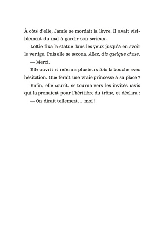 Rosewood Chronicles Tome 2 Apprentie princesse