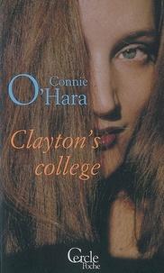 Connie O'Hara - Cercle Poche nº123 Clayton's college.