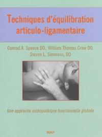 Techniques déquilibration articulo-ligamentaire - Une approche ostéopathique fonctionnelle globale.pdf