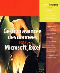 Gestion avancéedes données sous Excel - Business Solutions.pdf