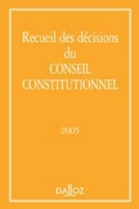 Recueil des décisions du Conseil constitutionnel.pdf