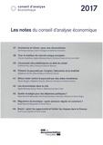 Conseil d'Analyse Economique - Les notes du Conseil d'Analyse Economique 2017.