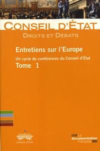 Entretiens sur lEurope Tome 1.pdf