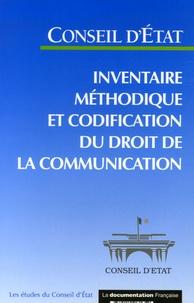 Inventaire méthodique et codification du droit de la communication.pdf