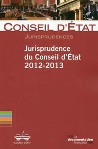 Jurisprudence du conseil dEtat 2012-2013.pdf