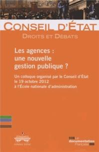 Deedr.fr Les agences - Une nouvelle gestion publique ? Image