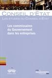 Conseil d'Etat - Les commissaires du gouvernement dans les entreprises.