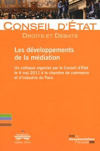Conseil d'Etat - Les développements de la médiation - Un colloque organisé par le Conseil d'Etat le 4 mai 2011 à la chambre de commerce et d'industrie de Paris.
