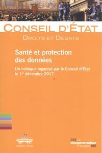 Conseil d'Etat - Santé et protection des données - Un colloque organisé par le Conseil d'Etat le 1er décembre 2017.