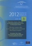 Conseil de l'Europe - Annuaire de l'Observatoire européen de l'audiovisuel - Volume 1, Télévision, cinéma, vidéo et services audiovisuels à la demande dans 38 pays européens.