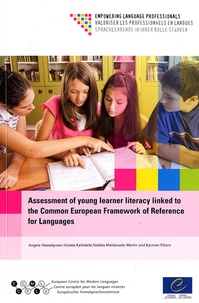 Deedr.fr Assessment of young learner literacy linked to the Common European Framework of Reference for Languages (2012) Image