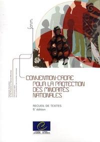 Convention-cadre pour la protection des minorités nationales - Recueil de textes.pdf