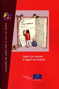 Openwetlab.it Halte à la violence à l'égard des enfants - L'action du Conseil de l'Europe Image