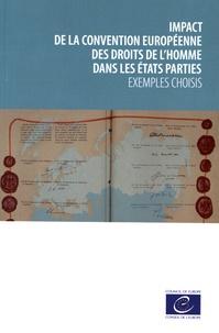 Impact de la Convention européenne des droits de lhomme dans les Etats parties - Exemples choisis.pdf