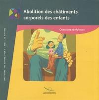 Goodtastepolice.fr L'abolition des châtiments corporels à l'encontre des enfants - Questions et réponses Image