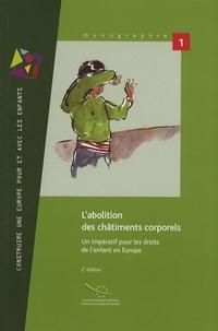 L'abolition des châtiments corporels- Un impératif pour les droits de l'enfant en Europe -  Conseil de l'Europe | Showmesound.org