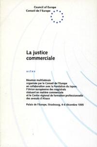 LA JUSTICE COMMERCIALE. Actes.pdf