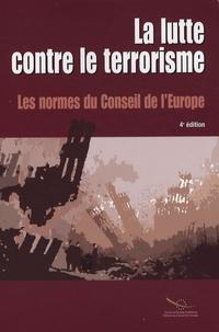 Ucareoutplacement.be La lutte contre le terrorisme - Les normes du Conseil de l'Europe Image
