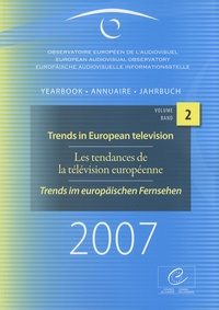 Deedr.fr Les tendances de la télévision européenne - Observatoire européen de l'audiovisuel Volume 2 Image
