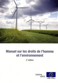 Alixetmika.fr Manuel sur les droits de l'homme et l'environnement (2e édition) (2012) Image