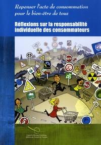 Deedr.fr Réflexions sur la responsabilité individuelle des consommateurs - Repenser l'acte de consommation pour le bien-être de tous Image