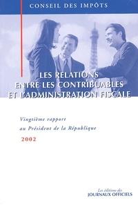 Conseil des Impôts - .