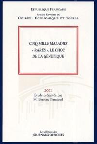 Conseil Economique et Social et Bernard Barataud - .