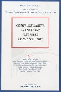 Deedr.fr Construire l'avenir par une France plus forte et plus solidaire Image