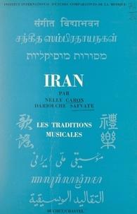 Conseil international de la Mu et Alain Daniélou - Iran.