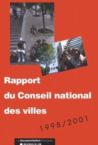 Conseil national des villes - .