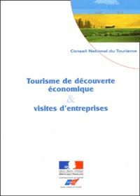 Histoiresdenlire.be Tourisme de découverte économique & visites d'entreprises. - Bilan, perspectives et préconisations pour un développement harmonieux et durable Image