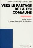 Conseil Oecumenique Des Eglise - .