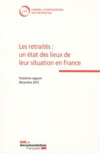 Goodtastepolice.fr Les retraites : un état des lieux de leur situation en France - Treizième rapport du COR - Décembre 2015 Image