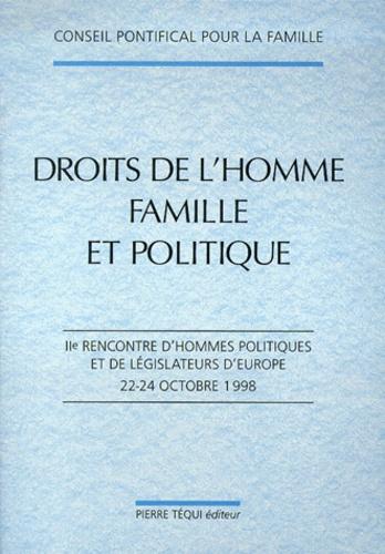Conseil Pontifical Famille - .