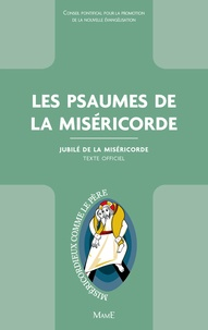 Conseil Pontifical promotion - Les psaumes de la miséricorde - Jubilé de la miséricorde.