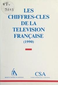 Conseil supérieur de l'audiovi et  Institut national de l'audiovi - Les chiffres-clés de la télévision française (1990).